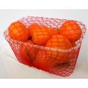 Cubres de malla para fruta