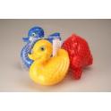 Brinquedos embalagens Malha